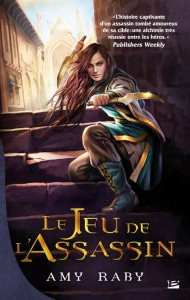 Le Jeu de l'assassin d'Amy Raby