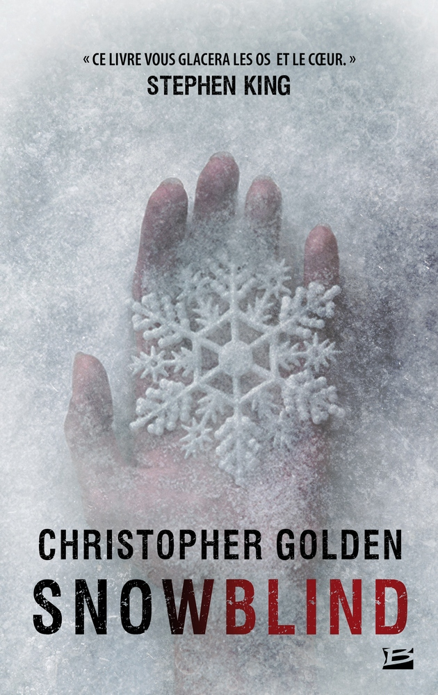 Snowblind de Christopher Golden