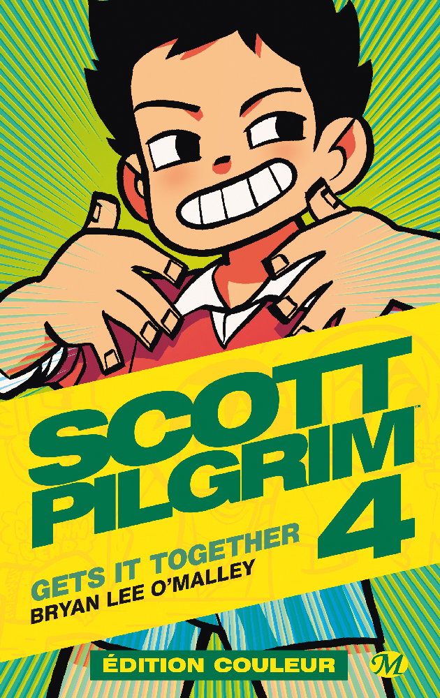 Scott Pilgrim tome 4 : Gets it together - édition couleur