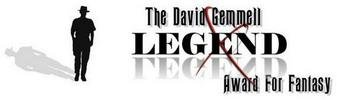Logo du David Gemmell Legend Award